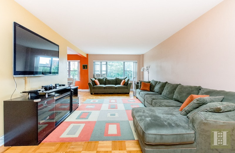 3515 Henry Hudson Parkway 5f, Riverdale, New York, 10463, $405,000, Sold Property, Halstead Real Estate, Photo 1