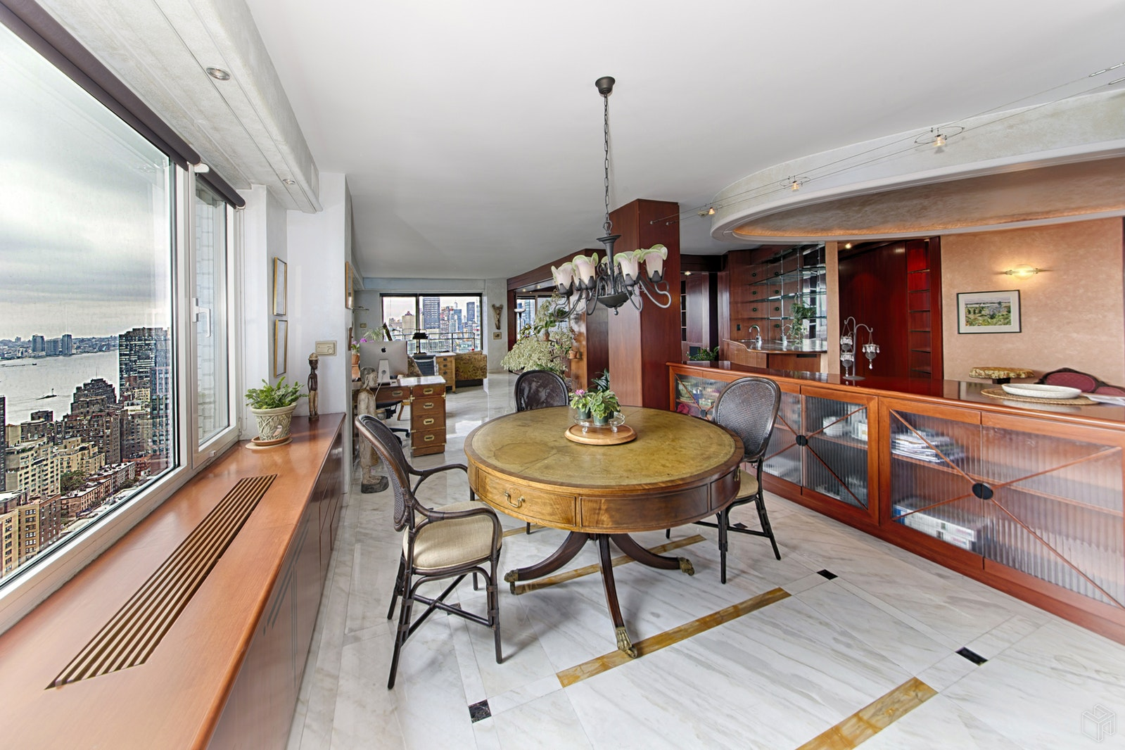 303 East 57th Street 37ab, Midtown East, NYC, 10022, $2,850,000, Property For Sale, Halstead Real Estate, Photo 2