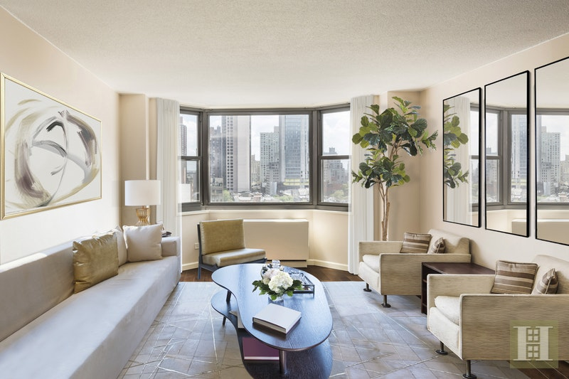 200 East 90th Street 9e, Upper East Side, NYC, 10128, $1,180,000, Sold Property, Halstead Real Estate, Photo 1