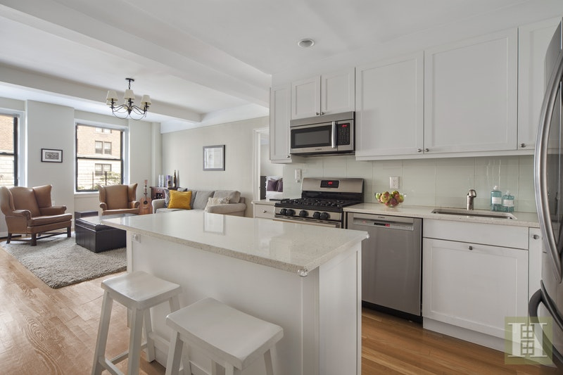 40 West 72nd Street 33, Upper West Side, NYC, 10023, $1,875,000, Sold Property, Halstead Real Estate, Photo 3
