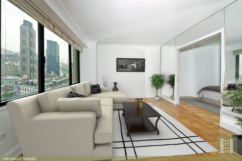 303 East 57th Street 16k, Midtown East, NYC, 10022, $489,000, Sold Property, Halstead Real Estate, Photo 1