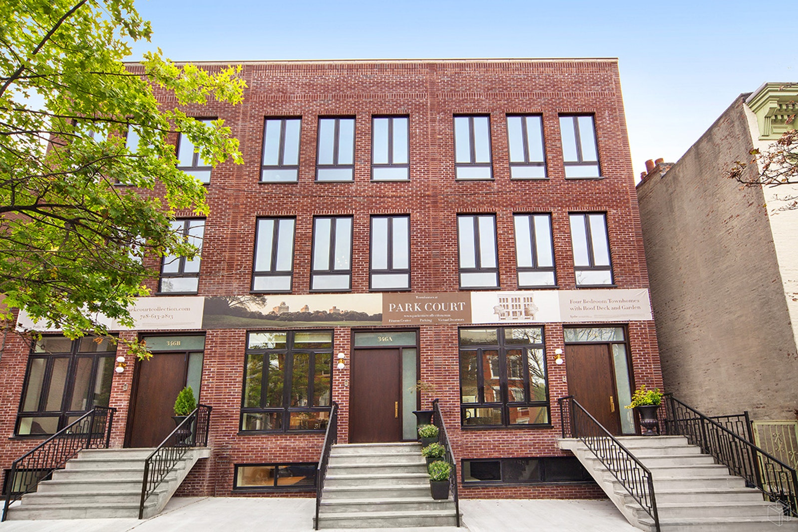 346 B  13th Street, Park Slope, Brooklyn, NY, 11215, $3,800,000, Property For Sale, ID# 17402408, Halstead