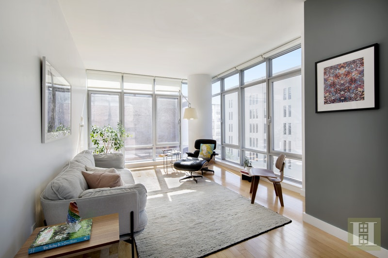 1 Northside Piers 5e, Williamsburg, Brooklyn, NY, 11249, $1,399,000, Sold Property, Halstead Real Estate, Photo 3