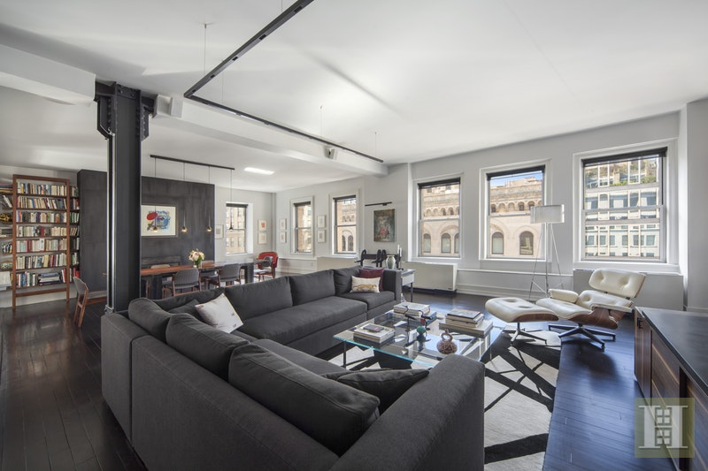 Sprawling 3br Doorman Loft, Tribeca, NYC, 10013, $4,850,000, Sold Property, Halstead Real Estate, Photo 1