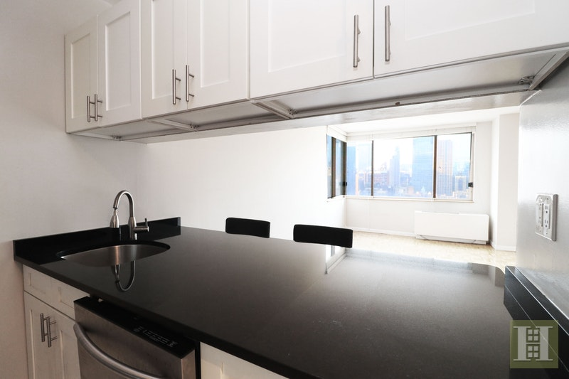 350 West 50th Street 17C, Midtown West, NYC, 10019, $945,000, Property For Sale, ID# 17685537, Halstead