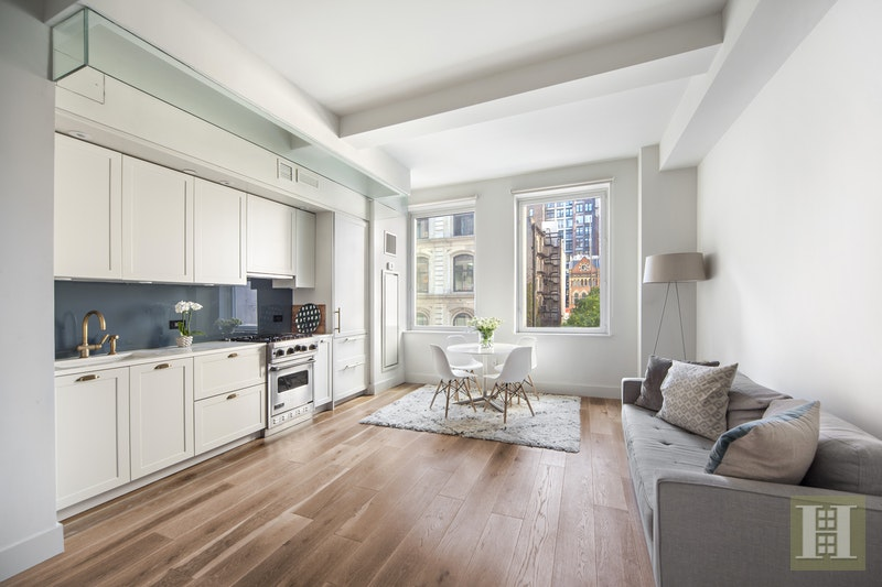 93 Worth Street, Tribeca, NYC, 10013, $925,000, Sold Property, Halstead Real Estate, Photo 1