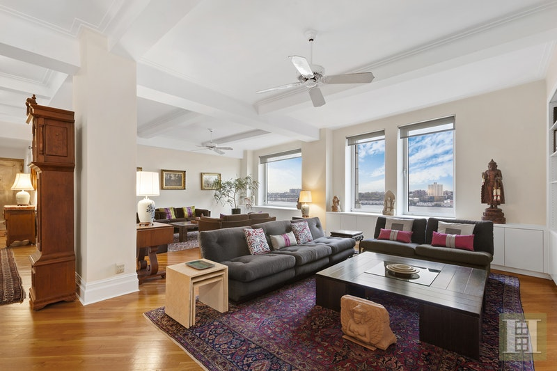 50 Riverside Drive 13B, Upper West Side, NYC, 10024, $4,200,000, Property For Sale, ID# 17687747, Halstead