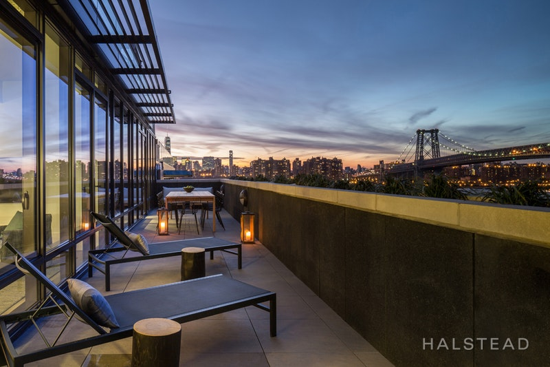 429 kent avenue ph1 williamsburg brooklyn ny 11249 for Brooklyn penthouses for sale