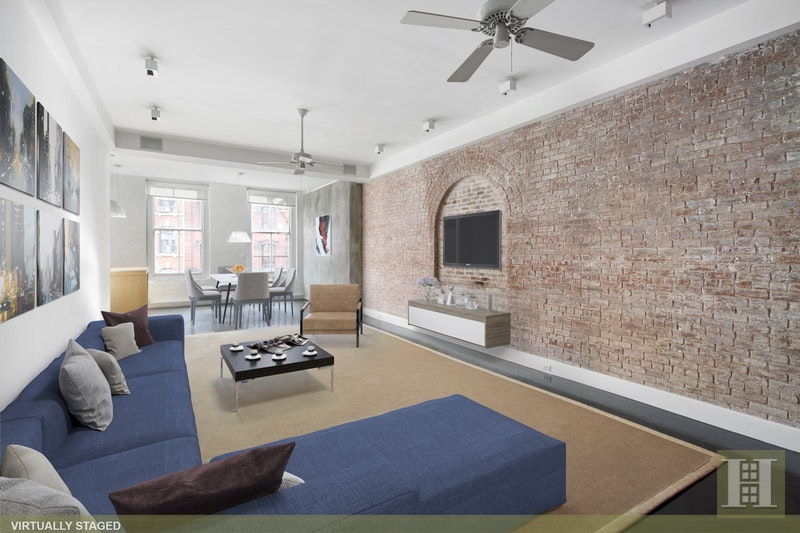 Duane Park Loft, Tribeca, NYC, 10013, Price Not Disclosed, Rented Property, Halstead Real Estate, Photo 1