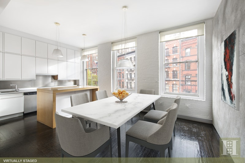 Duane Park Loft, Tribeca, NYC, 10013, Price Not Disclosed, Rented Property, Halstead Real Estate, Photo 5
