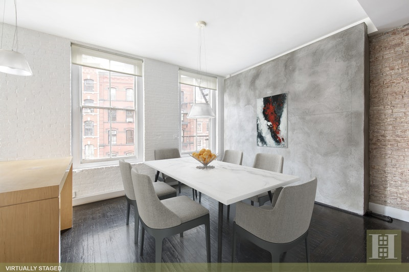 Duane Park Loft, Tribeca, NYC, 10013, Price Not Disclosed, Rented Property, Halstead Real Estate, Photo 7
