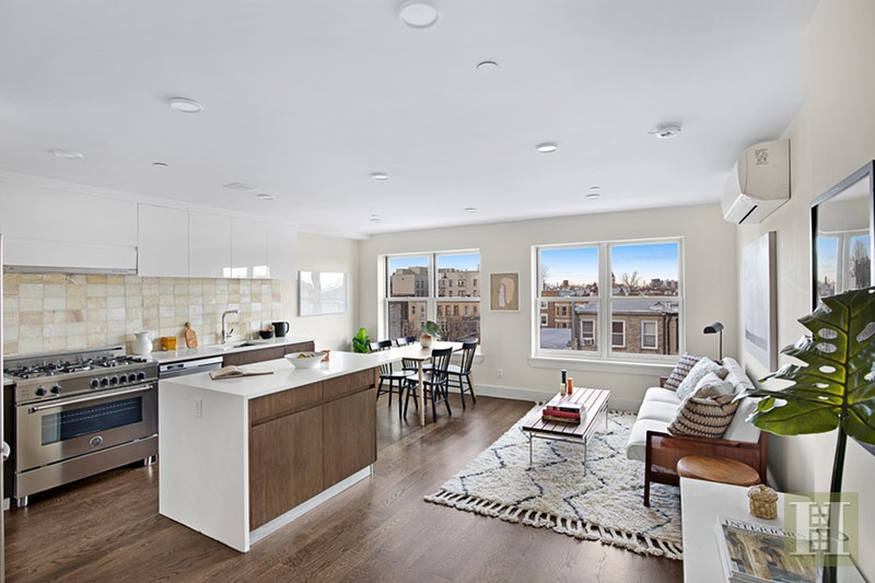 863 Saint Marks Avenue 4b, Crown Heights, Brooklyn, NY, 11213, $1,195,000, Sold Property, Halstead Real Estate, Photo 1