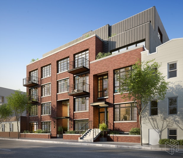 537 Lorimer Street 303, Williamsburg, Brooklyn, NY, 11211, $890,000, Sold Property, Halstead Real Estate, Photo 12