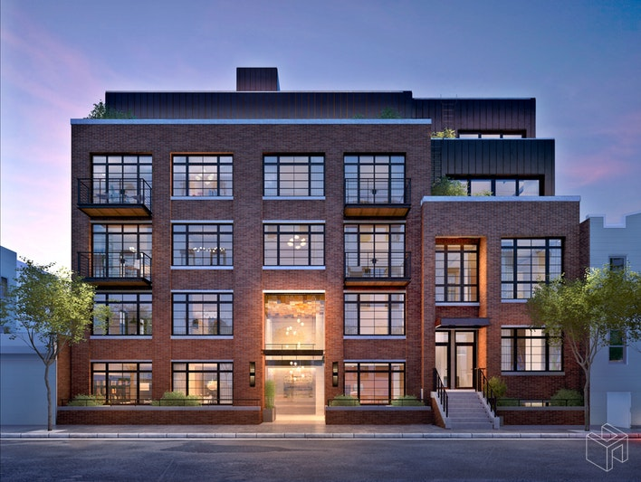 537 Lorimer Street 401, Williamsburg, Brooklyn, NY, 11211, $1,495,000, Sold Property, Halstead Real Estate, Photo 12