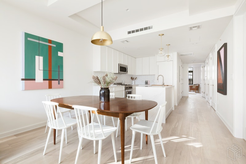 537 Lorimer Street 401, Williamsburg, Brooklyn, NY, 11211, $1,495,000, Sold Property, Halstead Real Estate, Photo 3