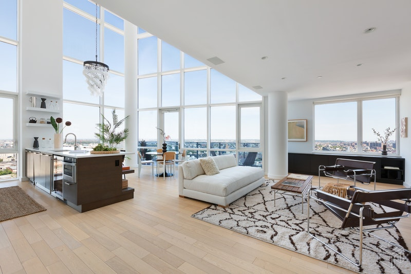 22 North 6th Street Ph3e, Williamsburg, Brooklyn, NY, 11249, $3,600,000, Sold Property, Halstead Real Estate, Photo 1