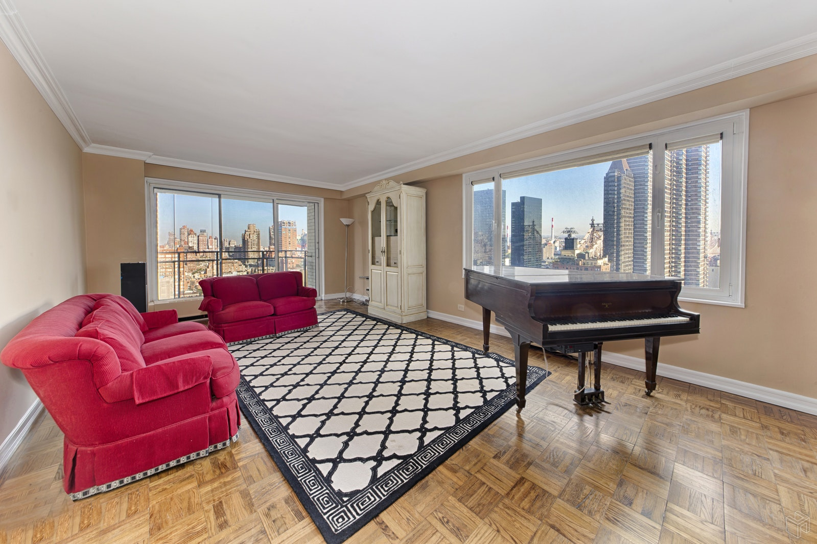 303 East 57th Street 20jk, Midtown East, NYC, 10022, $850,000, Property For Sale, Halstead Real Estate, Photo 2