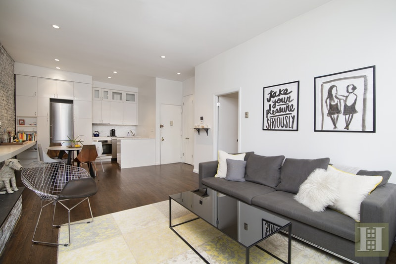 356 West 23rd Street 3A, Chelsea, NYC, $855,000, Web #: 18041890
