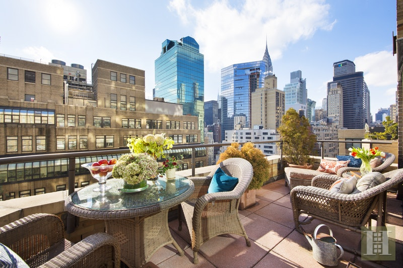 310 East 46th Street 17m, Midtown East, NYC, 10017, $1,100,000, Sold Property, Halstead Real Estate, Photo 3