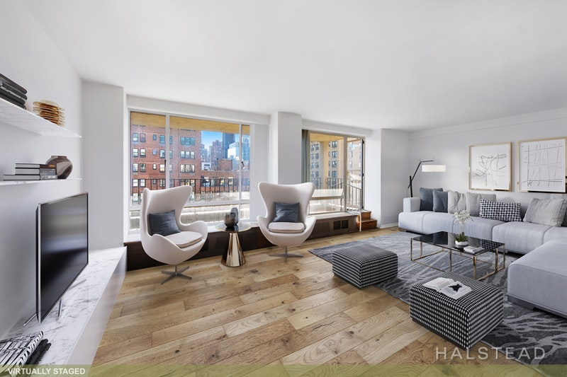333 East 69th Street, Upper East Side, NYC, $1,900,000, Web #: 18107018