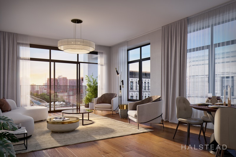 17 Convent Avenue 2d, Upper Manhattan, NYC, 10027, $835,000, Sold Property, Halstead Real Estate, Photo 1