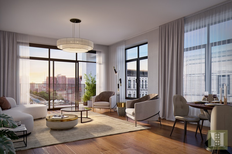 17 Convent Avenue 3d, Upper Manhattan, NYC, 10027, $855,000, Sold Property, Halstead Real Estate, Photo 1