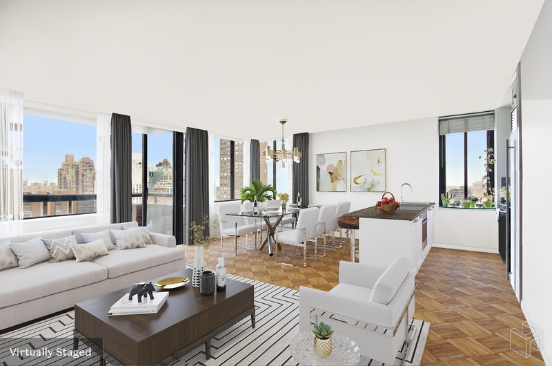 300 East 62nd Street 2304, Upper East Side, NYC, 10065, $1,550,000, Sold Property, Halstead Real Estate, Photo 1