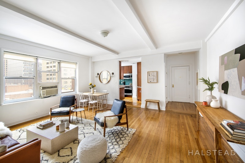 321 West 55th Street 83, Midtown West, NYC, 10019, $775,000, Sold Property, Halstead Real Estate, Photo 2