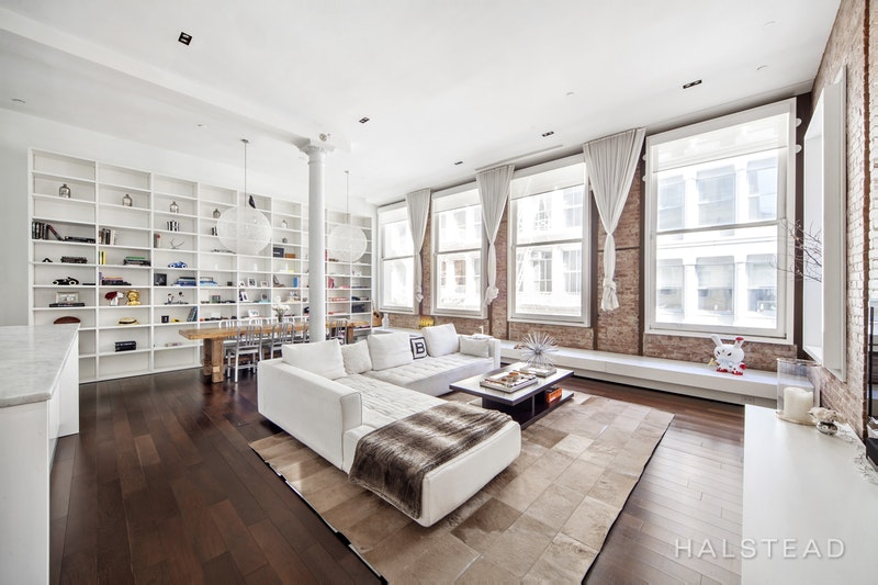 95 Greene Street, Soho, NYC, $2,600,000, Web #: 18196958