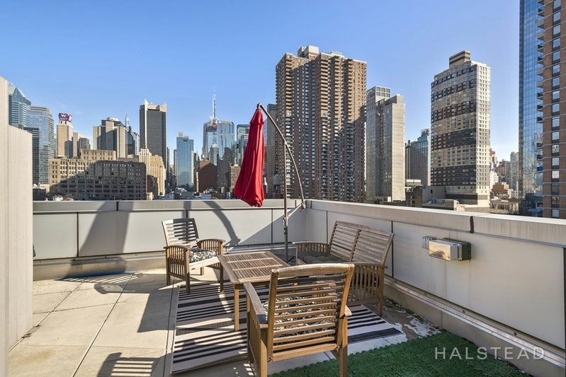 464 West  44th Street  7c, Midtown West, NYC, 10036, $1,975,000, Property For Sale, ID# 18208121, Halstead