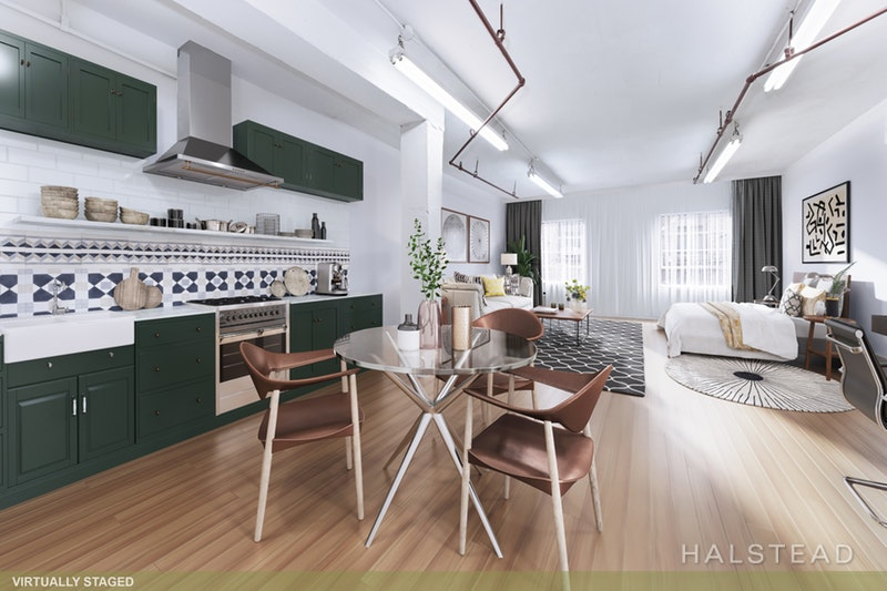 262 Mott Street 309, Nolita, NYC, 10012, $965,000, Sold Property, Halstead Real Estate, Photo 1
