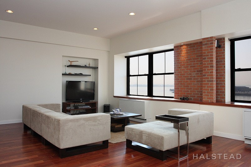 1 Greene St 302, Jersey City Downtown, New Jersey, 07302, Price Not Disclosed, Rented Property, Halstead Real Estate, Photo 1