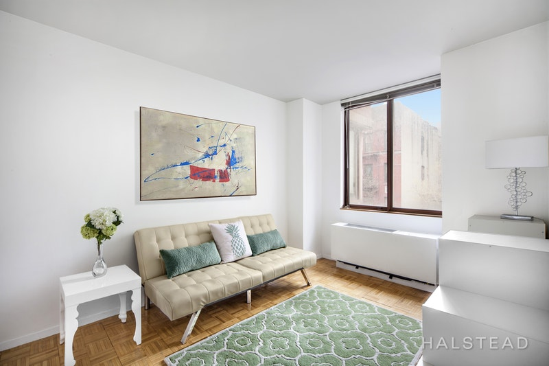 393 West 49th Street 4y, Midtown West, NYC, 10019, $700,000, Sold Property, Halstead Real Estate, Photo 2