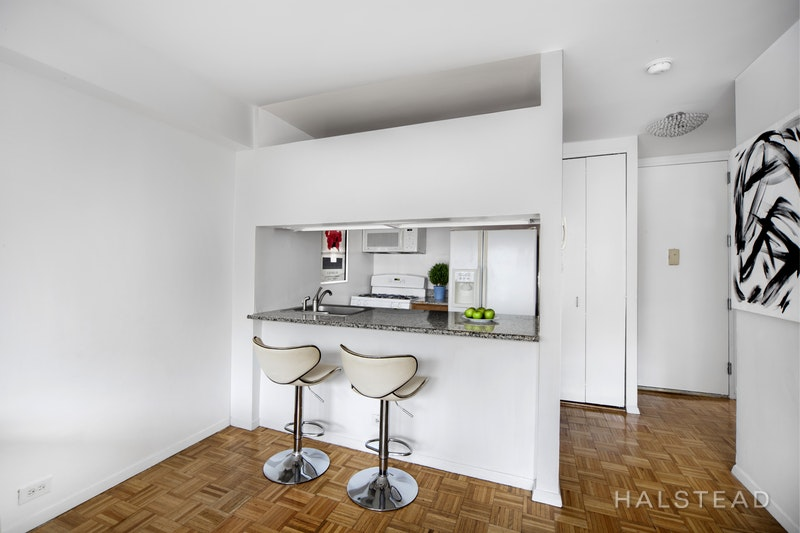 393 West 49th Street 4y, Midtown West, NYC, 10019, $700,000, Sold Property, Halstead Real Estate, Photo 4