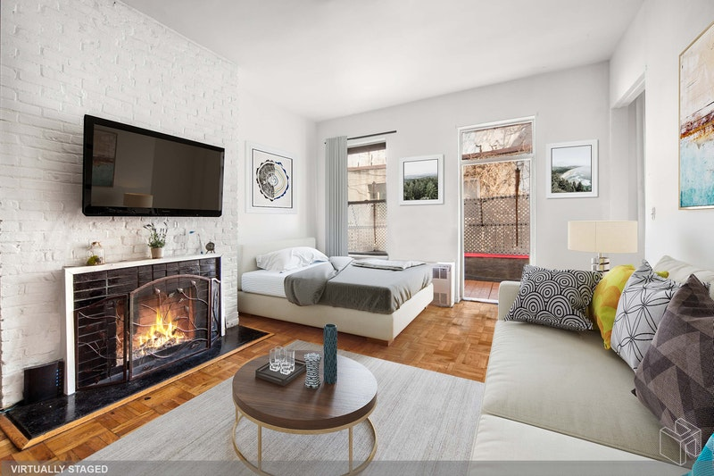 87 St Marks Place 2d, East Village, NYC, 10009, $529,000, Sold Property, Halstead Real Estate, Photo 1