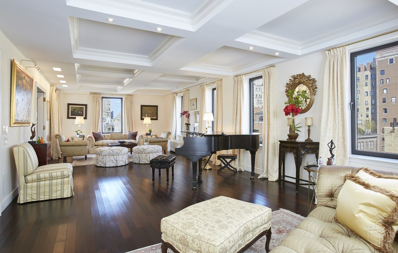 15 East  69th Street  15a, Upper East Side, NYC, 10021, $18,995,000, Property For Sale, ID# 18398156, Halstead