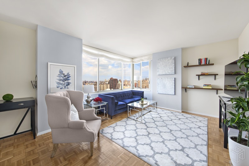 101 West  79th Street  19d, Upper West Side, NYC, 10024, $1,475,000, Property For Sale, ID# 18406299, Halstead
