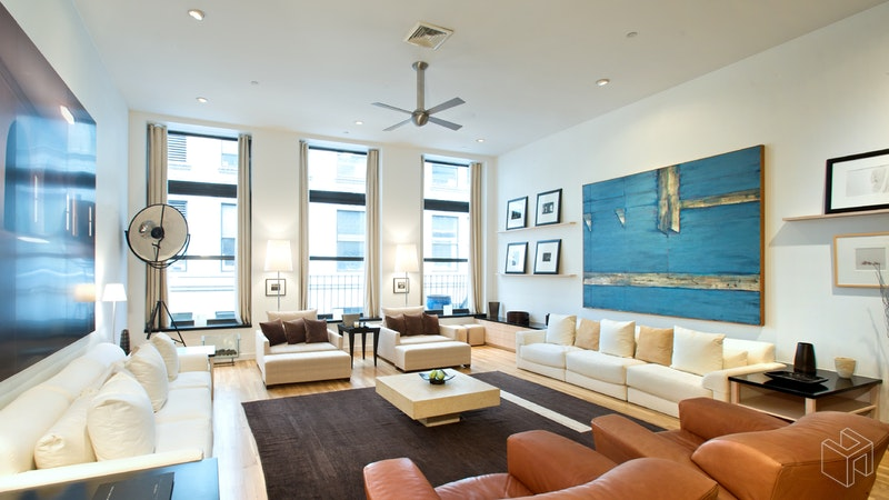 129 Duane Street, Tribeca, NYC, 10013, $3,350,000, Property For Sale, ID# 18417096, Halstead
