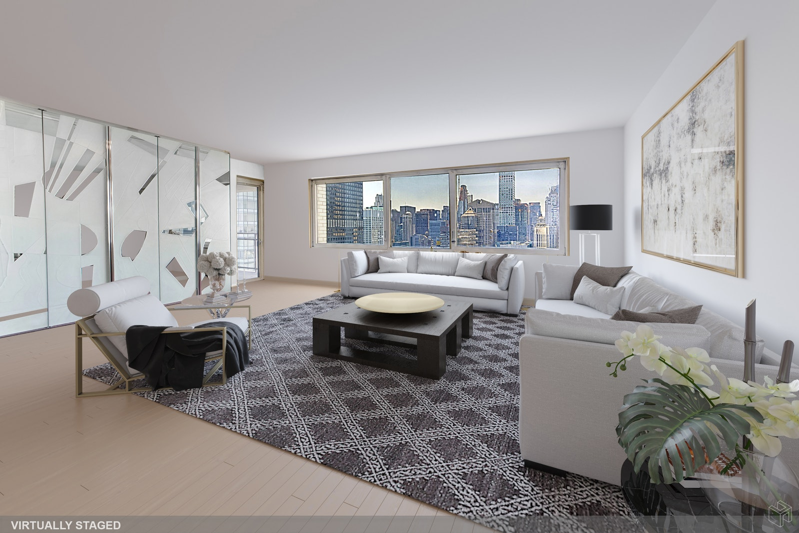 303 East 57th Street 43d, Midtown East, NYC, 10022, $350,000, Sold Property, Halstead Real Estate, Photo 1