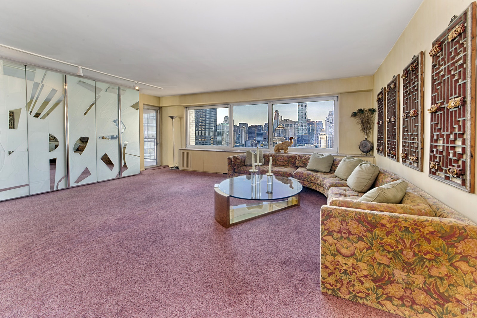 303 East 57th Street 43d, Midtown East, NYC, 10022, $350,000, Sold Property, Halstead Real Estate, Photo 2