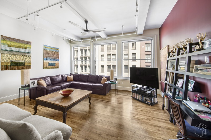 126 West  22nd Street  6n, Chelsea, NYC, 10011, $3,195,000, Property For Sale, ID# 18428419, Halstead