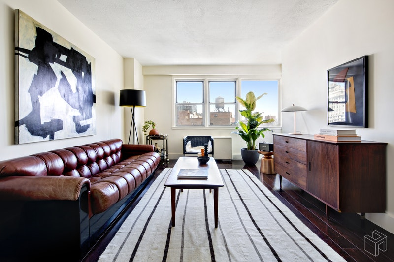 77 East 12th Street 17d, East Village, NYC, 10003, $825,000, Sold Property, Halstead Real Estate, Photo 1