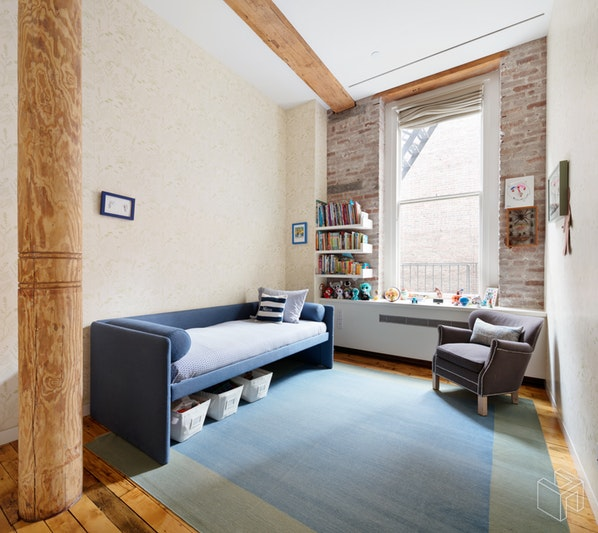 114 Greene Street, Soho, NYC, 10012, $7,995,000, Sold Property, Halstead Real Estate, Photo 9