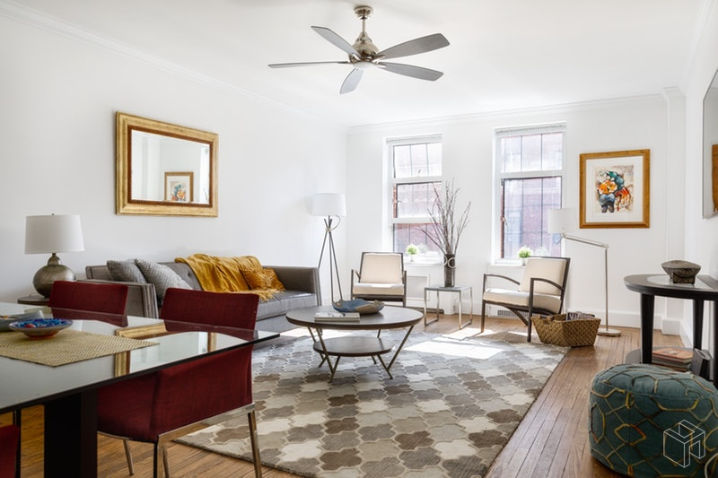 410 West 24th Street 16j, Chelsea, NYC, 10011, $985,000, Sold Property, Halstead Real Estate, Photo 1
