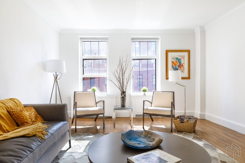 410 West 24th Street 16j, Chelsea, NYC, 10011, $985,000, Sold Property, Halstead Real Estate, Photo 3
