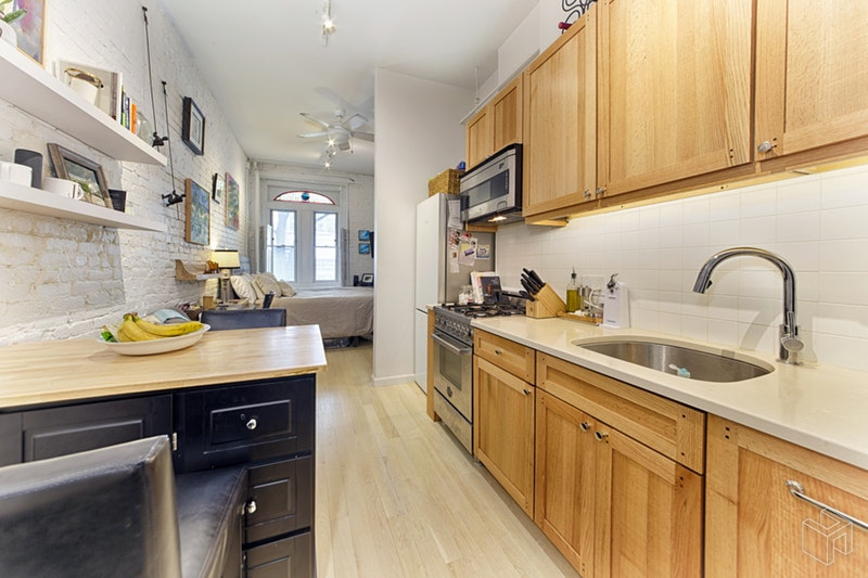 224 East 7th Street, East Village, NYC, 10009, $419,000, Sold Property, Halstead Real Estate, Photo 2