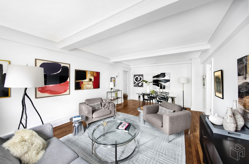 865 United Nations Plaza 2C, Midtown East, NYC, $930,000, Web #: 18449237