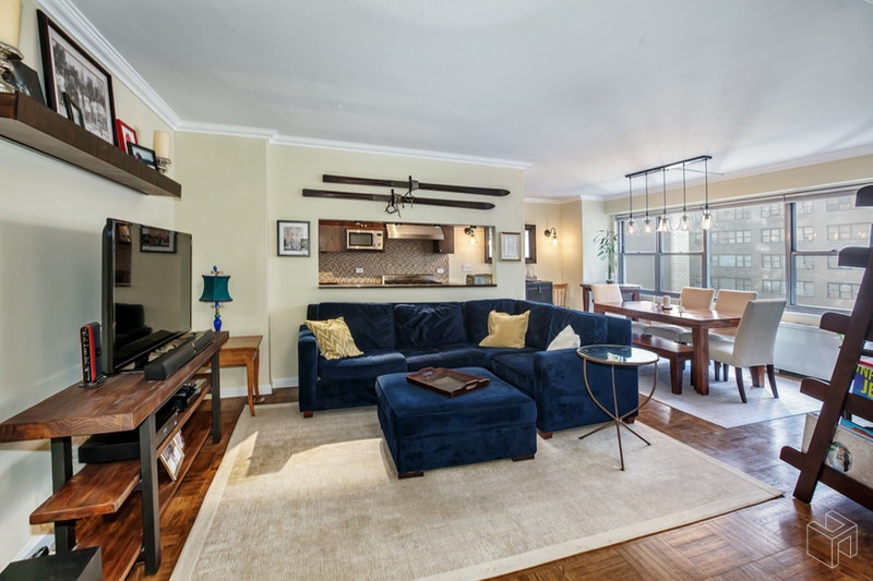 400 East 56th Street 5O, Midtown East, NYC, $3,150,000, Web #: 18461826