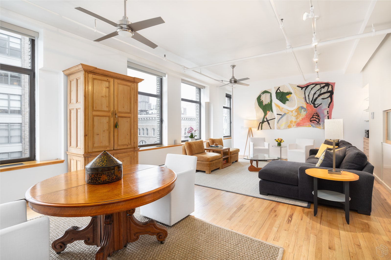181 Hudson Street, Tribeca, NYC, 10013, $3,200,000, Property For Sale, ID# 18466159, Halstead