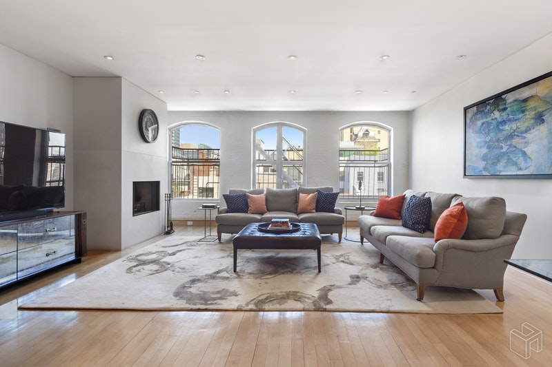 14 Jay Street, Tribeca, NYC, 10013, $3,200,000, Sold Property, Halstead Real Estate, Photo 1
